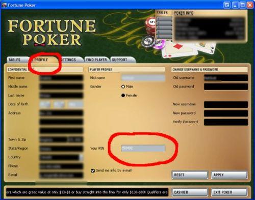 Pokerheaven points